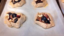Fig crostata - unbaked